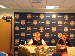 DSC02462 Colin Montgomerie at Press conference DS