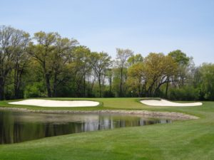 DSC06618 Knollwood 12th par 3 right tee DS